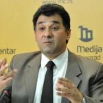 Osman Balic, predsjednik Izvrsnog odbora Yurom Centra u Nisu