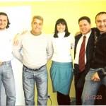 Prva grupa RE Novinara 2006.