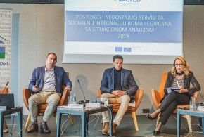 U procesu socijalne inkluzije romske i egipćanske populacije opštine imaju značajnu ulogu