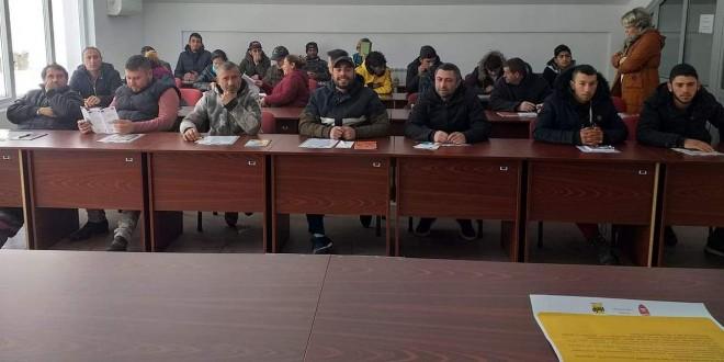 Motivaciona radionica za pripadnike romske populacije u Beranama